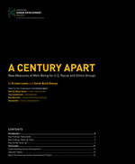 A Century Apart Cover