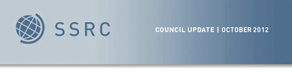 Council Update Banner October 2012
