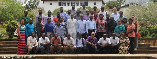 NextGen 2013–14 Cohort in Ghana