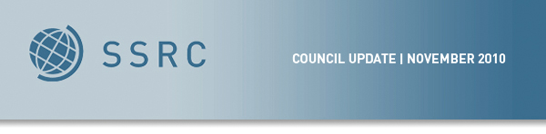 Council Update Banner November 2010