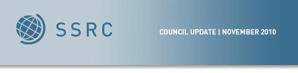 Council Update Banner November 2010