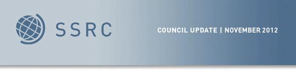 Council Update Banner November 2012