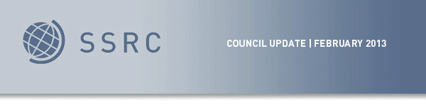 Council Update Banner February 2013