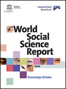 World Social Science Report 2010 Cover